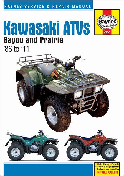 kawasaki manual