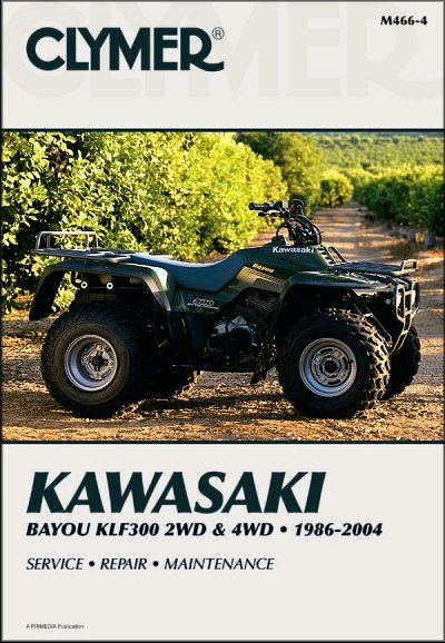 kawasaki manual